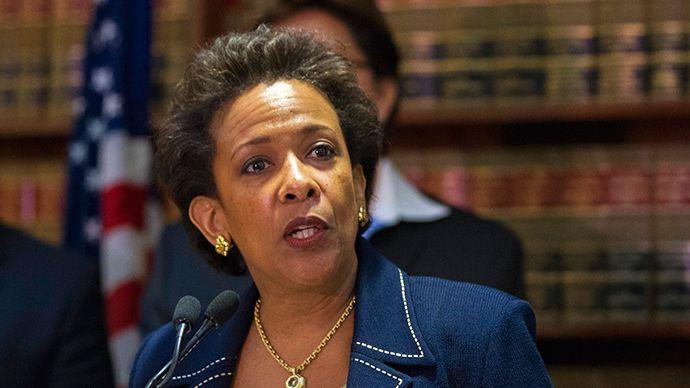 Etats-Unis: Loretta Lynch remplace Eric Holder au ministère de la Justice
