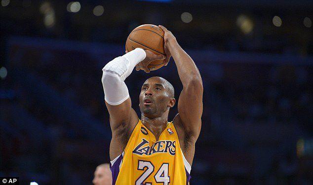 VIDEO: Kobe Bryant est devenu le joueur qui a raté le plus de tirs en NBA