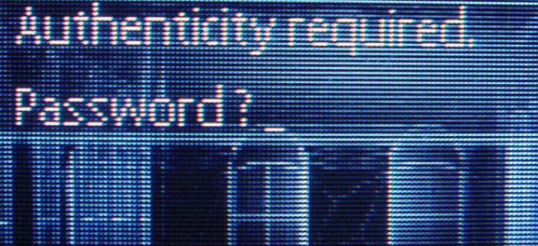 Pourquoi nos mots de passe sont toujours nuls