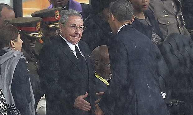 Comment expliquer le volte-face des USA , Face a Cuba