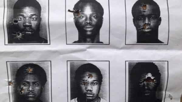 RACISME: La police de Floride utilise des photos d'hommes noirs comme cibles à l'entrainement