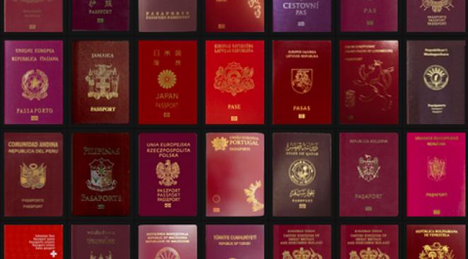 Et le passeport qui est le plus &quot&#x3B;puissant&quot&#x3B; à travers le monde est...