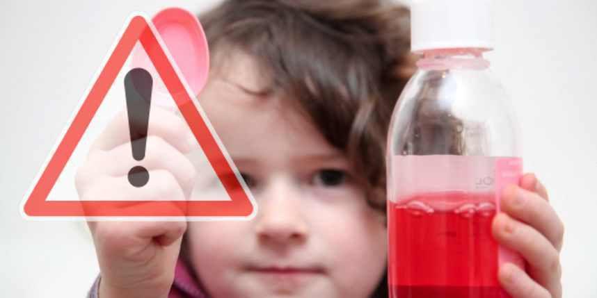 Efferalgan, Paracétamol : la codéine interdite avant 12 ans