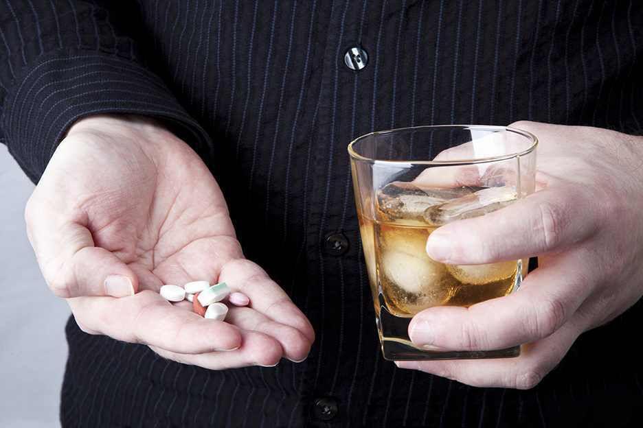 L'alcool et les médicaments : un cocktail dangereux?