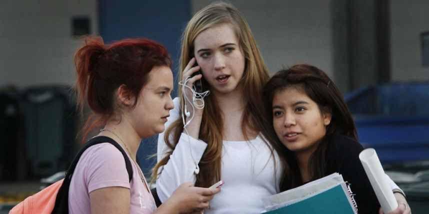 L'interdiction du smartphone améliore les résultats des élèves