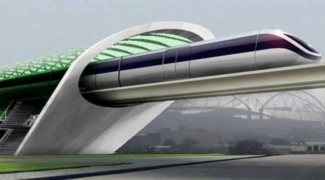 Hyperloop, ce train futuriste qui pourrait révolutionner les transports