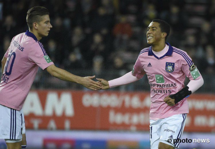 Belgique : top 10 des joueurs les plus chers de la D1