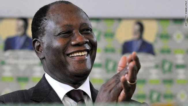 Le président ivoirien riche de 27 milliards de dollars
