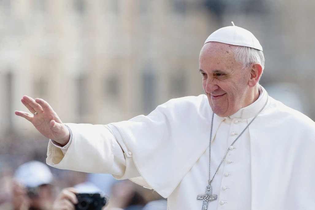Les 10 conseils du pape François pour être heureux