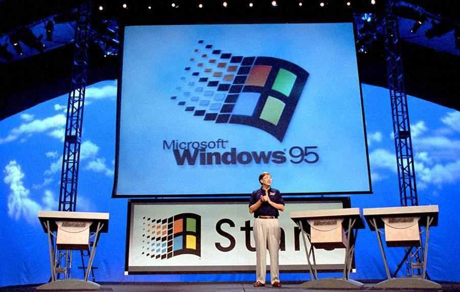 Les 11 trucs qui nous rendent nostalgiques pour les 20 ans de Windows 95