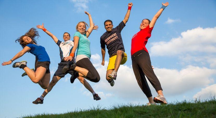 10 trucs auxquels les étudiants pensent en faisant du sport !