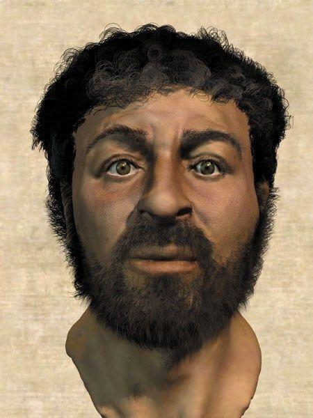 Des scientifiques reconstituent le véritable visage de Jésus, le voici