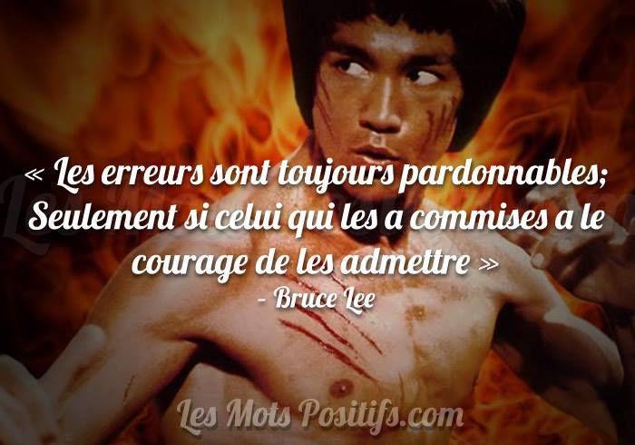 5 citations de Bruce Lee pour se motiver