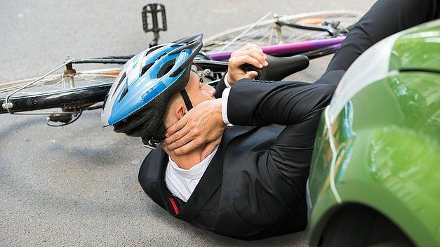 Voici vos droits si vous renversez un cycliste ou un piéton et que vous n'êtes pas en tort