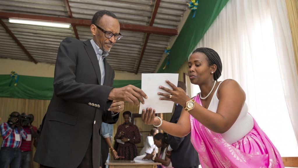 Rwanda: Paul Kagame annonce sa candidature à la présidentielle de 2017