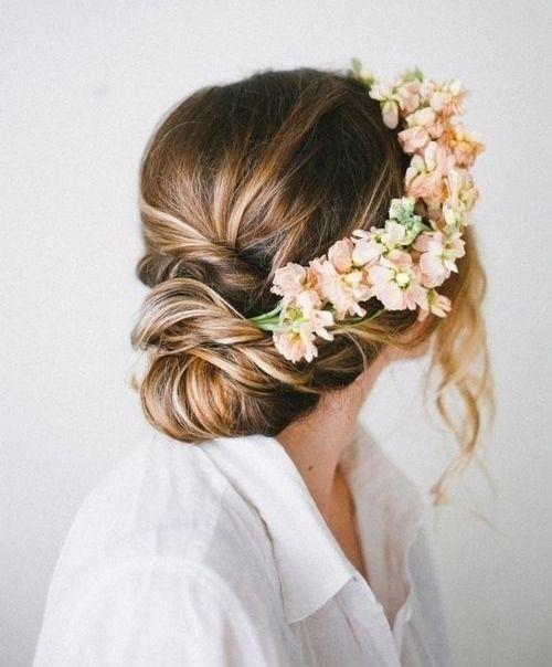 8 couronnes de fleurs superbes à porter en été