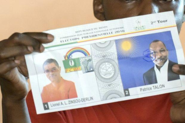 Au Bénin, des élections démocratiques... il y a 25 ans
