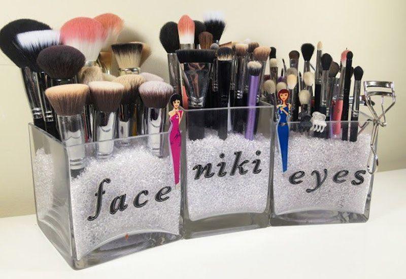 18 rangements maquillage que chaque fille devrait connaitre
