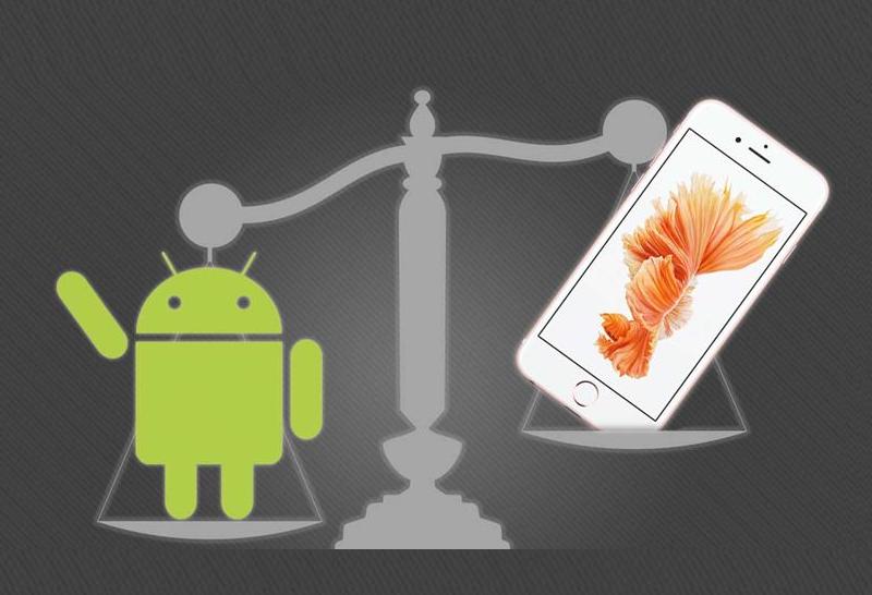 10 raisons pour lesquelles les téléphones Android sont meilleurs que les iPhone