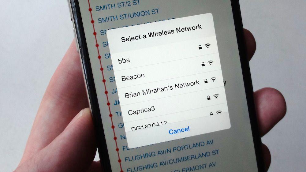 Voici comment désactiver le pop-up WiFi sur l'iPhone