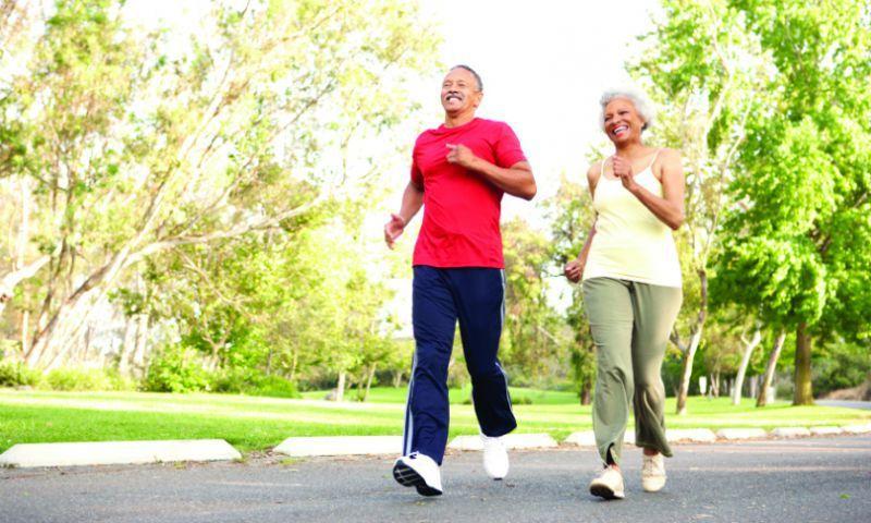 La marche rapide serait plus efficace que le fitness