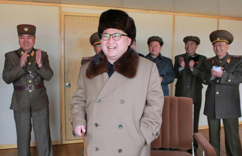 La Corée du Nord dit avoir testé avec succès un moteur de missile