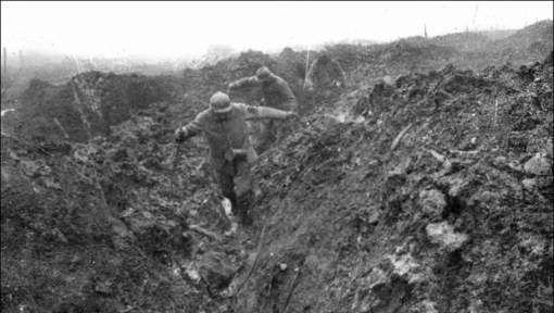 Près de 20 corps de soldats de la Grande Guerre retrouvés en Flandre