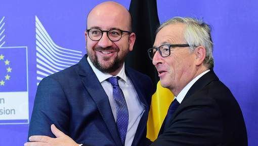 L'Europe adresse un ultimatum à la Belgique