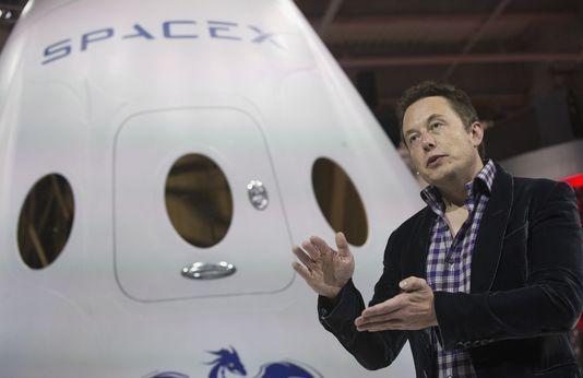 SpaceX prévoit d'envoyer une capsule non habitée vers Mars dès 2018