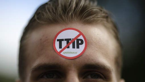 Greenpeace annonce la publication de documents secrets sur le TTIP