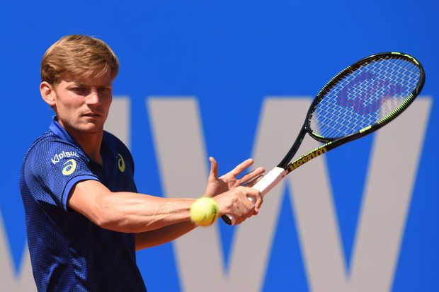 David Goffin toujours 13e au classement ATP