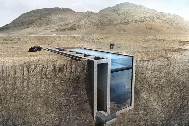 La vertigineuse Casa Brutale sera vraiment construite
