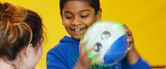 Leka, le robot français pour enfants autistes, veut s'implanter aux Etats-Unis