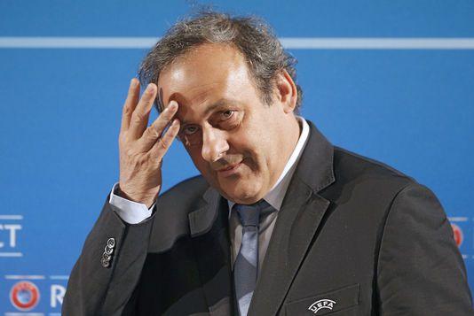 FIFA : Michel Platini suspendu quatre ans par le tribunal arbitral du sport