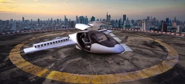 Des Allemands préparent un jet électrique privé de proximité
