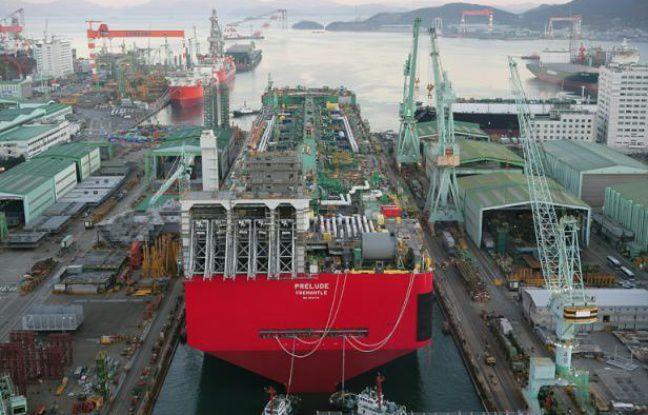 Les chantiers navals sud-coréens en crise après la fin de l'âge d'or