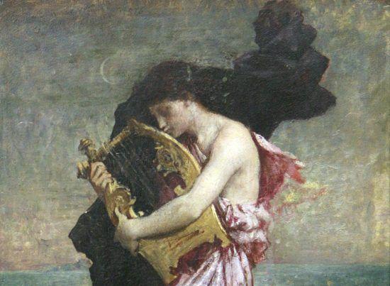Les astronomes et l'énigme du poème de Sappho