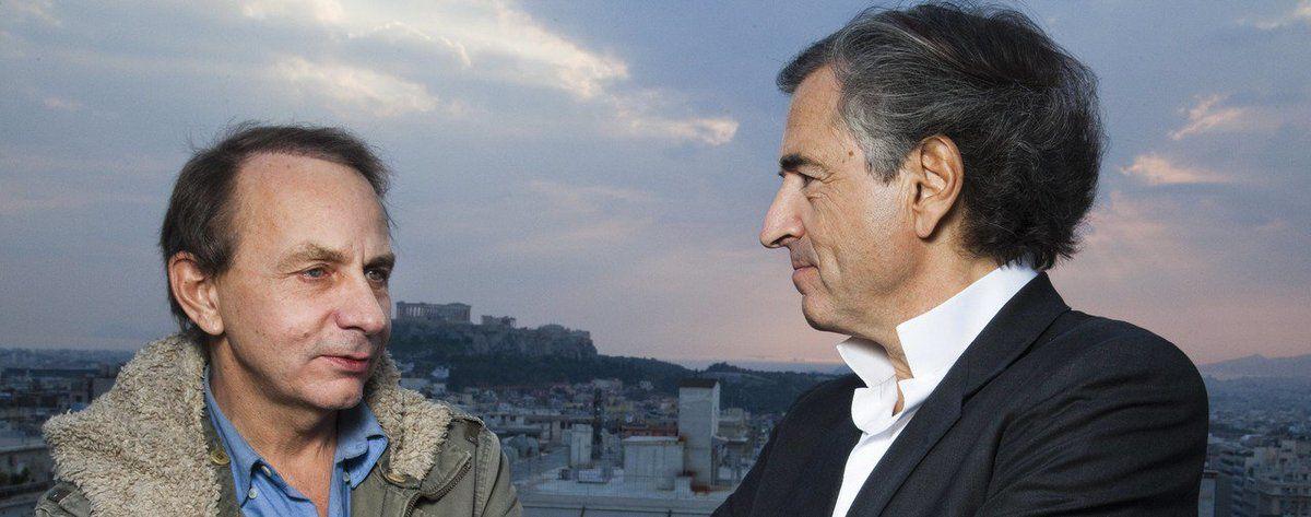 «Il n'y a plus de grands penseurs en France»