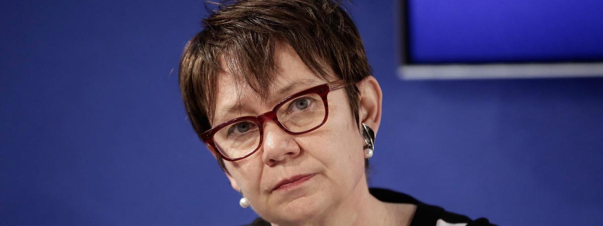 Une femme nommée directrice du Trésor pour la première fois