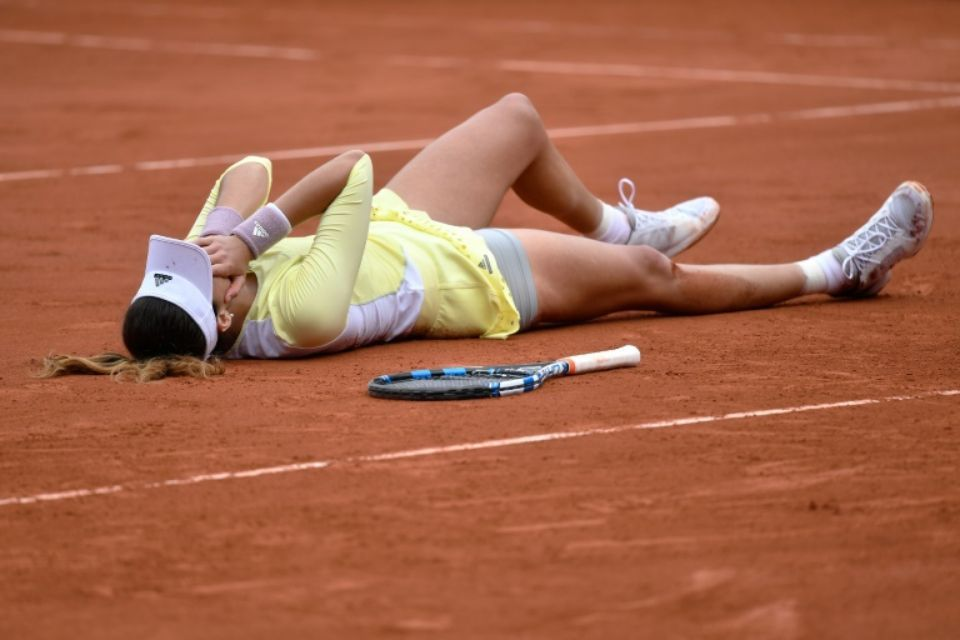 Roland-Garros : Muguruza terrasse Williams