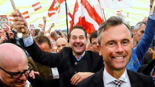 Autriche: L'élection Présidentielle invalidée pour fraudes