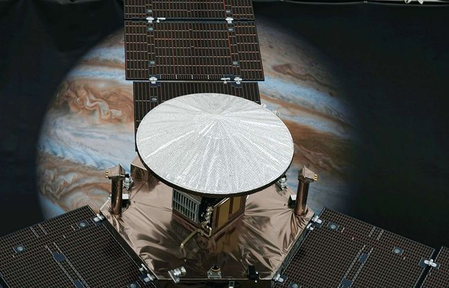 Sonde Juno: Que peut nous apprendre Jupiter sur la formation de la Terre?