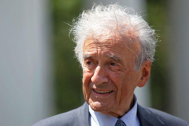 Le prix Nobel de la Paix Elie Wiesel est décédé à 87 ans