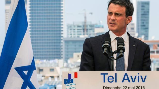 Valls confie son portable aux services de sécurité israéliens