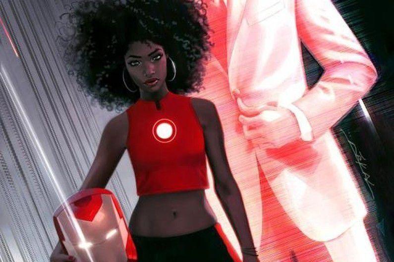 Iron Man : une adolescente noire remplacera bientôt Tony Stark