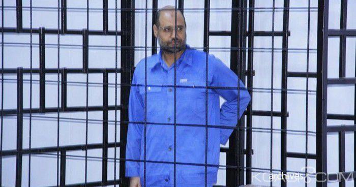 Libye: L'un des fils de Mouammar Kadhafi, Seïf al-Islam aurait bénéficié d'une amnistie