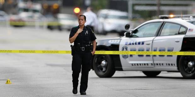 Le tireur de Dallas voulait tuer des policiers blancs