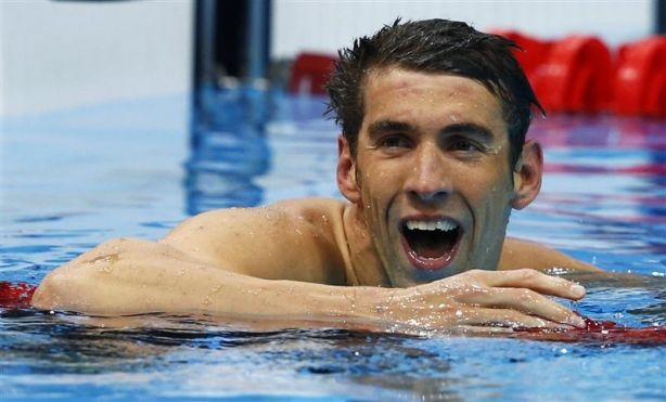 L'unique Michael Phelps