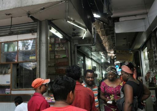 Les Africains d'Inde ne veulent pas céder à la peur