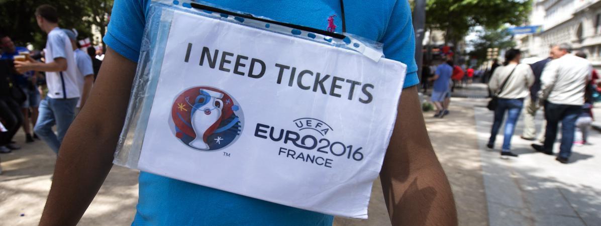 Comment j'ai essayé d'acheter un billet pour la finale de l'Euro
